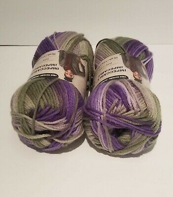 1 SKEIN LOOPS and Threads Impeccable Yarn--------Arbor Rose NEW