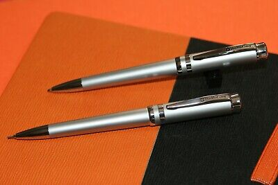 by Cross Freemont ballpoint pen /& pencil Silvery CT FC0031-2 Franklin Covey