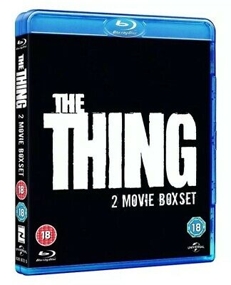 The Thing / The Thing (Blu-ray,  2-Disc Set)