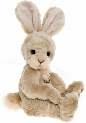 SPECIAL OFFER! 2016 Charlie Bears BIANCA Bunny (Brand New Stock!) RRP £43
