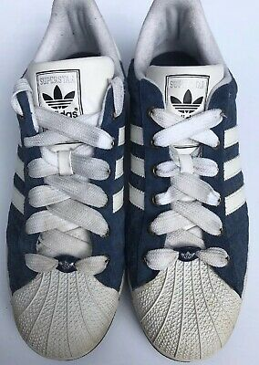 Details about NIB Adidas Superstar 35th Anniversary Goofy Size US 11 WCollector Book