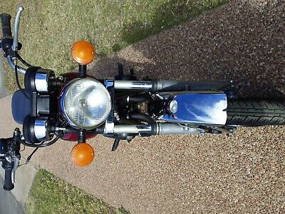 Yamaha Rd 350 2 cylinder 2-stroke classic motorcycles