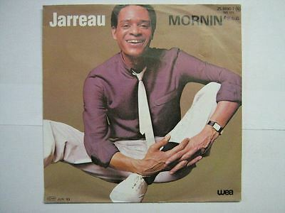 Al Jarreau 45 Tours Germany Mornin'