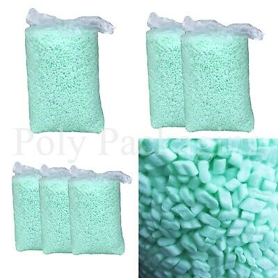 FLOPAK LOOSE FILL *ANY QUANTITY* Anti-Static/Void Fill/Packaging/Packing Peanuts