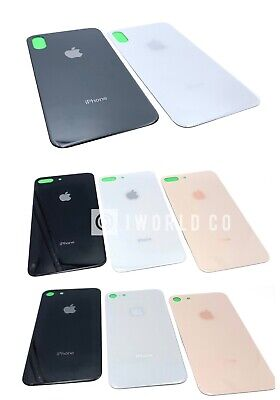 Battery Glass Cover Housing Back Door Replacement For iPhone 8 PLUS X XS MAX XR