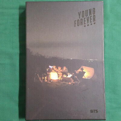 [Pre-Owned/No Photocard] BTS Special Album Young Forever Night ver - CD/Booklet