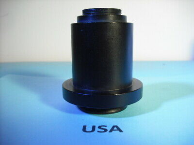 Leica 1X C- CCD & CMOS Microscope Camera Adapter Coupler Cmount HC DM RI L
