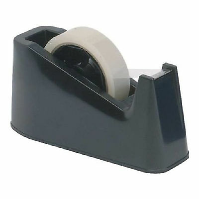 Heavy Duty Tape Dispenser Desktop Office Sellotape Sticky Cellotape Pack Holder
