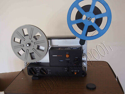 Chinon Iq 4000Gl Super 8 Std 8 Cine Movie Film Projector