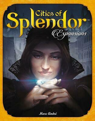 Space Cowboys Cities of Splendor Board Game Expansion New