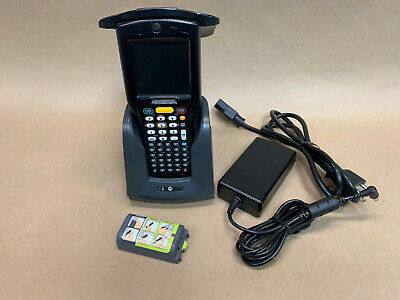 MC319Z-GL4H24E0W RFID Reader Windows Mobile 6.5 Complete kit