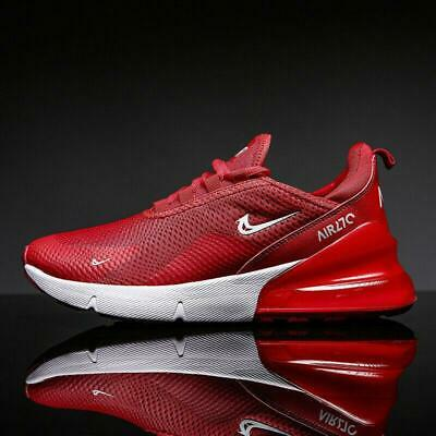 Men's Sneakers 270 Flyknit Outdoor Athletic Running Air Cushion Jogging Shoes 46