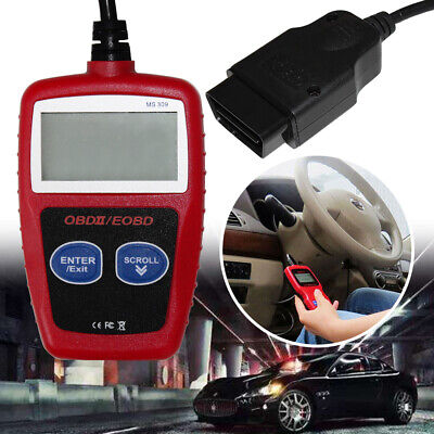 2019 Scanner Diagnostic Code Reader MS309 OBD2 OBDII Car Diagnostic Tool