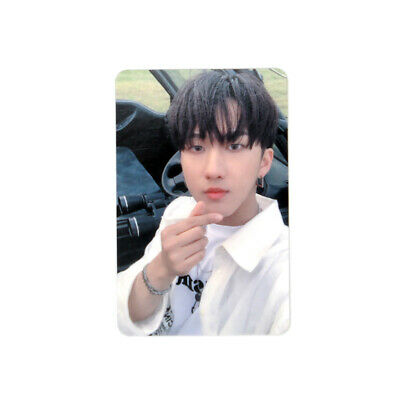 [STRAY KIDS]Cle 2:Yellow Wood/Side Effects/Official Photocard/Outdoor-CHANGBIN