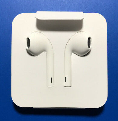 262f611d2f9 Genuine Earbuds Apple EarPods Headphones iPhone 7 8 X With Lightning  Connector