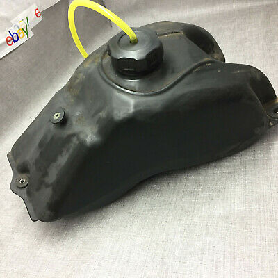 BRAND NEW Yamaha Raptor 660 GAS TANK COVER Genuine Yamaha 2001-2005 FAST SHIP
