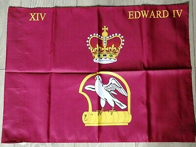 25 company colours standard flag Grenadier Guards No