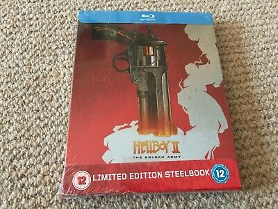Hellboy II - Blu-Ray Steelbook - possible small dent?