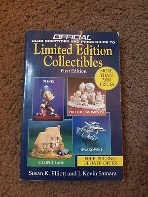 The Official Club Directory and Price Guide to Limited Edition Collectibles