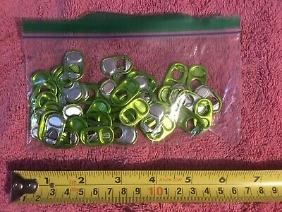 50 Monster Energy Can Tabs UNLOCK THE VAULT! Lot of 50 sanitized washed bagged