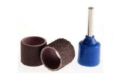DREMEL® EZ Speedclic Sanding Mandrel & Grit Bands for use with Dremel Rotary Too