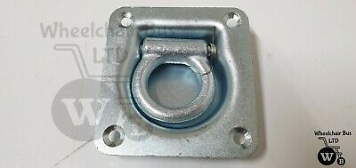 Recovery truck / Trailer  Recessed Flush Fit Lashing Ring Cargo Tie Down Anchor