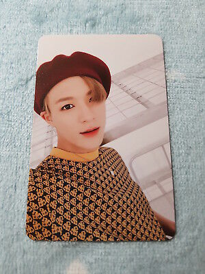 NCT DREAM 2nd Mini Album We Go Up Jeno Type-A Photo Card Official K-POP(60(40