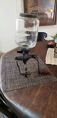 Arcade 25 Wall Mounted Coffee Grinder with Replacement Catch Cup