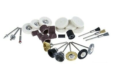 Miniature Tool Accessories Kit 30 Piece Cleaning and Polishing Kit RC9002 Dremel