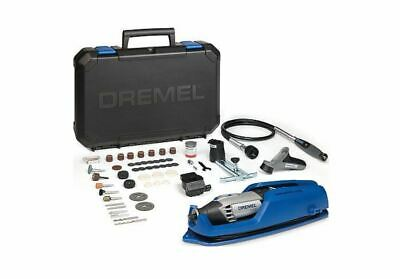 DREMEL® 4000 Multi-Tool Kit F0134000JR,  EZ SpeedClic Twist Nose Cap, 65 x Mini