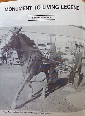 1988 Harness Racer( PALEFACE ADIOS )