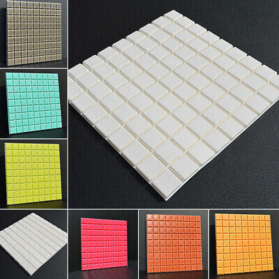 1 Pcs 12 X 12 Peel And Stick Tiles Vinyl Kitchen Backsplash Tile Wall Sticker