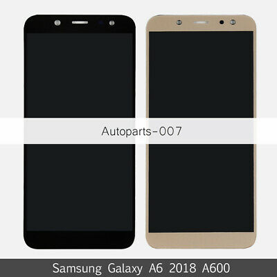 For Samsung Galaxy A6 2018 A600 LCD Touch Screen Digitizer Assembly Replacement