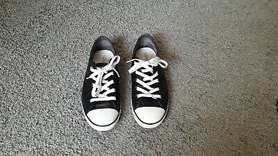 All Star Converse Dainty Leather Ox 537107c Gr. 42,5