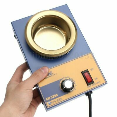 CM310AØ36 360AØ100 380AØ80 Stainless Steel Solder Furnace Melting Soldering Pot