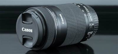 Canon EF-S 55-250mm f/4-5.6 55-250 mm IS Lens - NEW  - NO BOX
