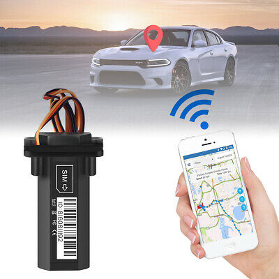 GPS GSM Tracker For Car/Vehicle/Motorcycle Tracking Device Car GPS Tracker