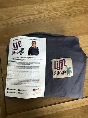 Lifft slings stretchy wrap sling
