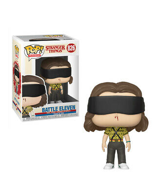 Official Stranger Things POP! Vinyl - Battle Eleven