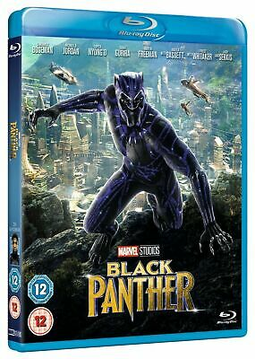 BLACK PANTHER, Blu Ray New and Sealed