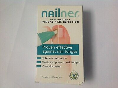 NAILNER PEN AGAINST FUNGAL NAIL INFECTION approx 400 applications 4ml