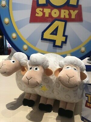 Disney Parks Exclusive Toy Story 4 Bo Peep Sheep Plush 14""
