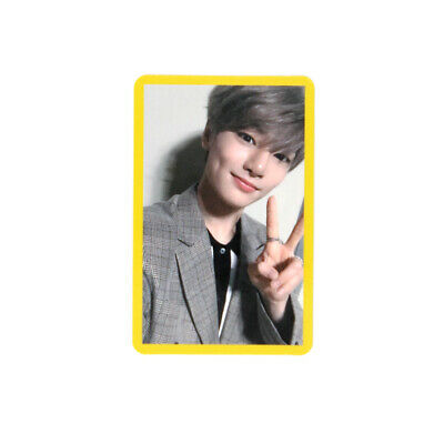 [STRAY KIDS]Cle 2:Yellow Wood/Side Effects/Official Photocard-YELLOW/I.N