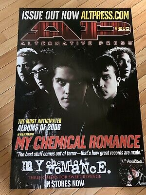 H980 My Chemical Romance Pop Art Deco Poster Wall Fabric