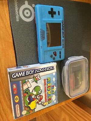 Gameboy Macro With Games