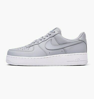 NIKE AIR FORCE 1 '07 Wolf Grey White Aa4083 010 Uk