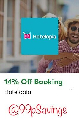 Hotelopia - 14% OFF Booking