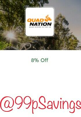 Quad Nation - 8% Off Online Booking