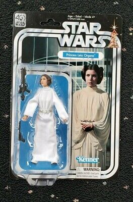 Star Wars 40th Anniversary Princess Leia Organa Action Figure