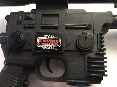 1978 Star Wars battery Cover Clips Buttons(Replacement) Han Solo Blaster Gun